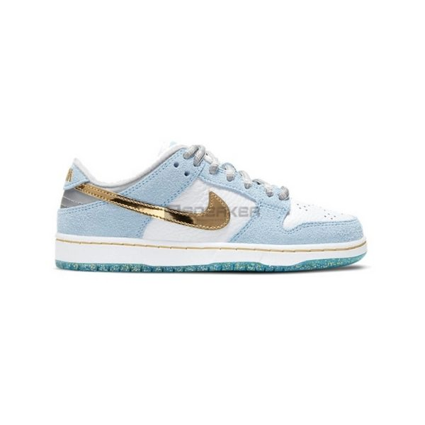 Nike SB Dunk Low Sean Cliver Like Auth