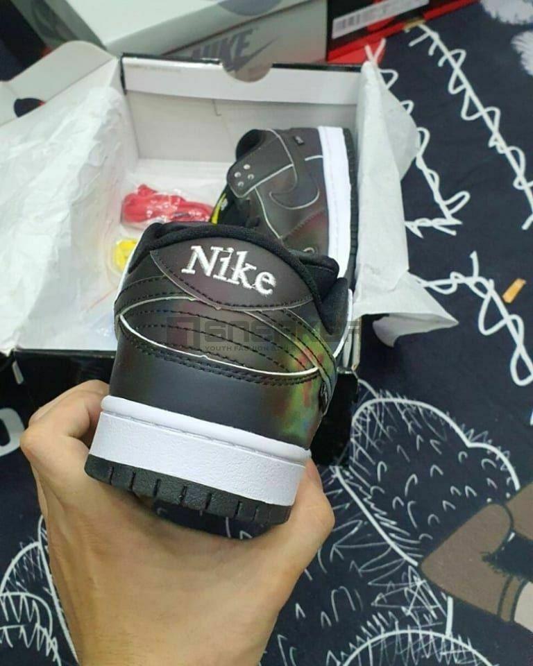 Nike Sb Dunk Low Civilist nhiệt đổi màu cận cảnh