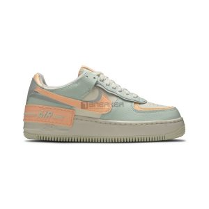 Nike Wmns Air Force 1 Shadow 'Barely Green Crimson Tint'