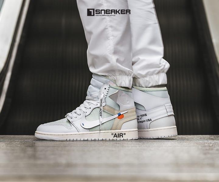 Nike Jordan 1 Off White