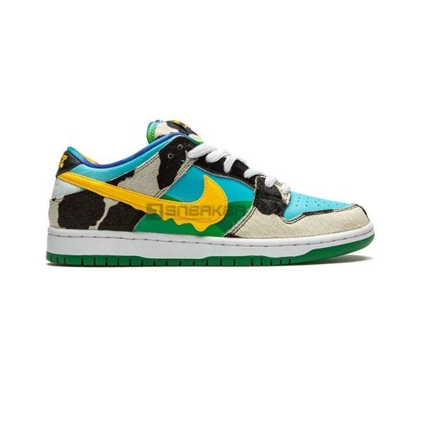 SB Dunk Ben & Jerry's low-top sneakers