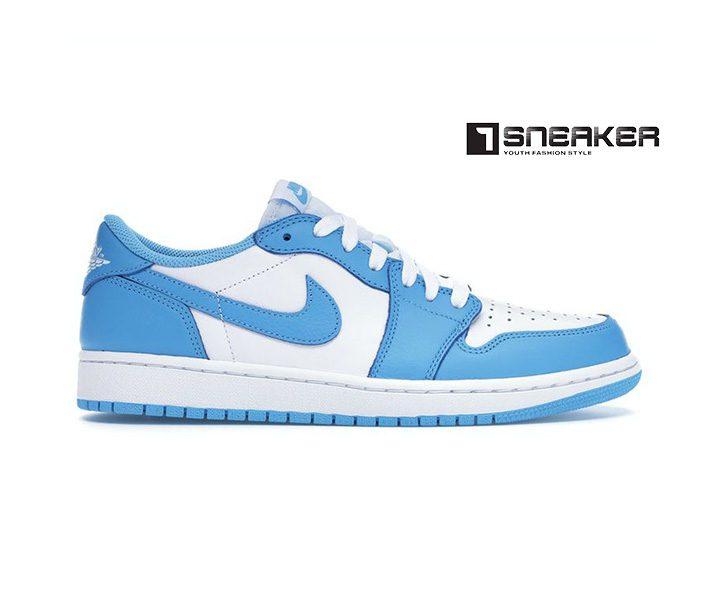 Giày Nike Air Jordan 1 màu xanh