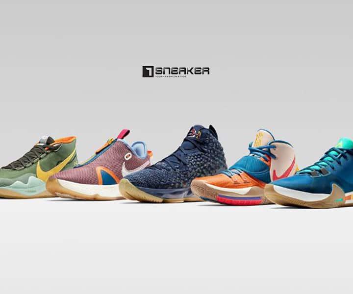 Giày Nike nam bóng rỏ