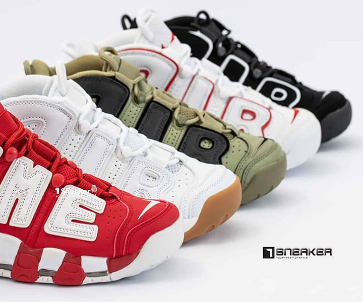 Giày Nike nam đi chơi của Uptempo
