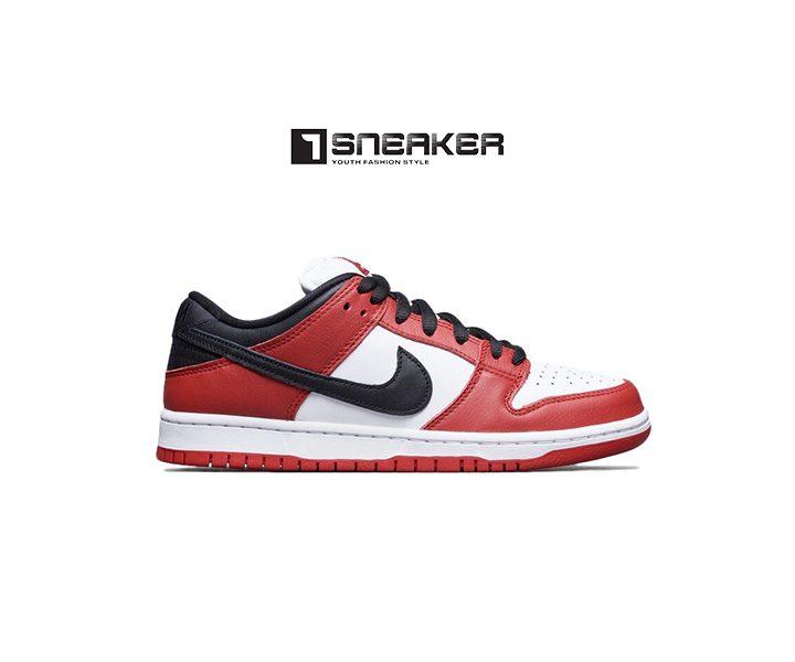 Giày Nike nam màu đỏ Nike SB Dunk Low J-Pack Chicago