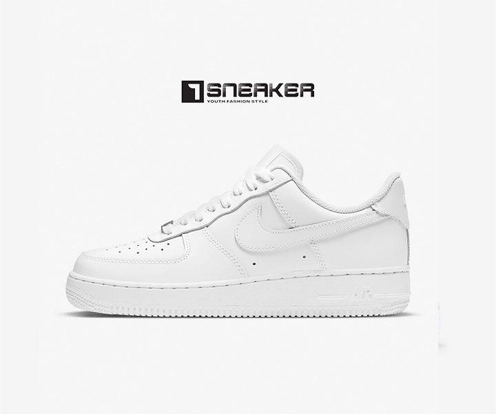 Giày Nike nam trắng Nike Air Force 1