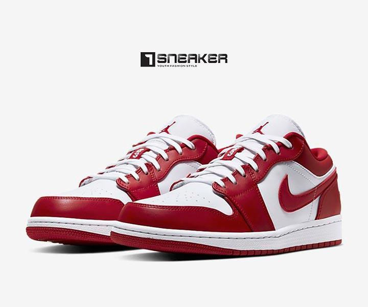 Giày Nike nữ màu đỏ