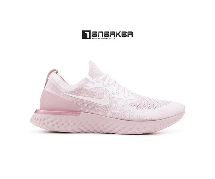 Giày Nike nữ màu hồng