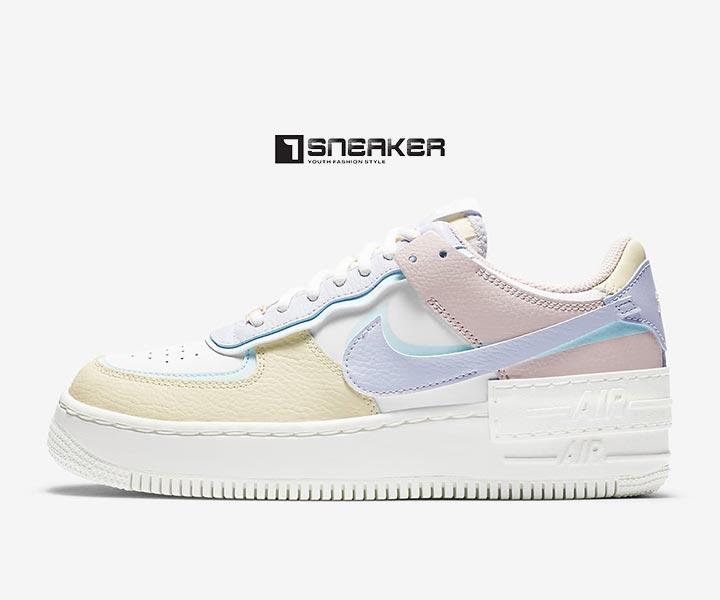 Giày Nike nữ thời trang Air Force 1 Shadow