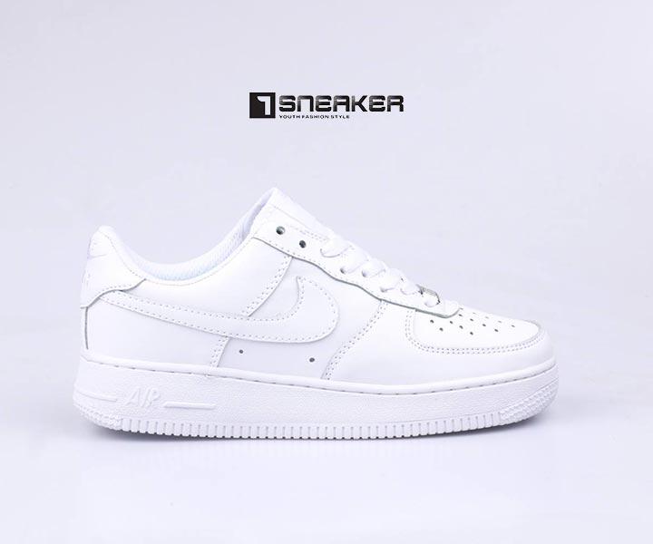 Giày Nike nữ trắng Nike Air Force 1