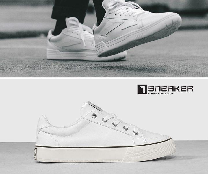 Giày Sneakre Low Top