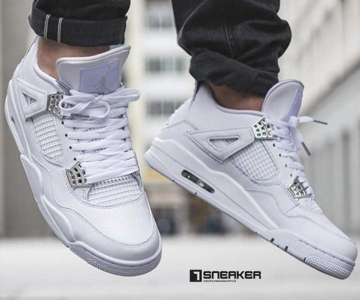 Nike Jordan 4 Pure Money