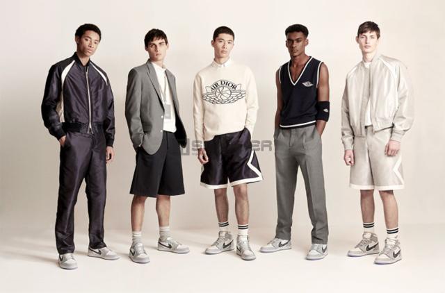 phoi do voi Nike Air Jordan 1 Dior 2