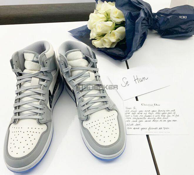 phoi do voi Nike Air Jordan 1 Dior 7