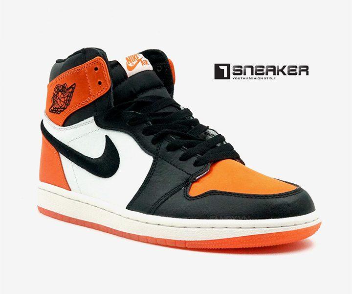 Sơ lược về giày Nike Jordan 1 Low