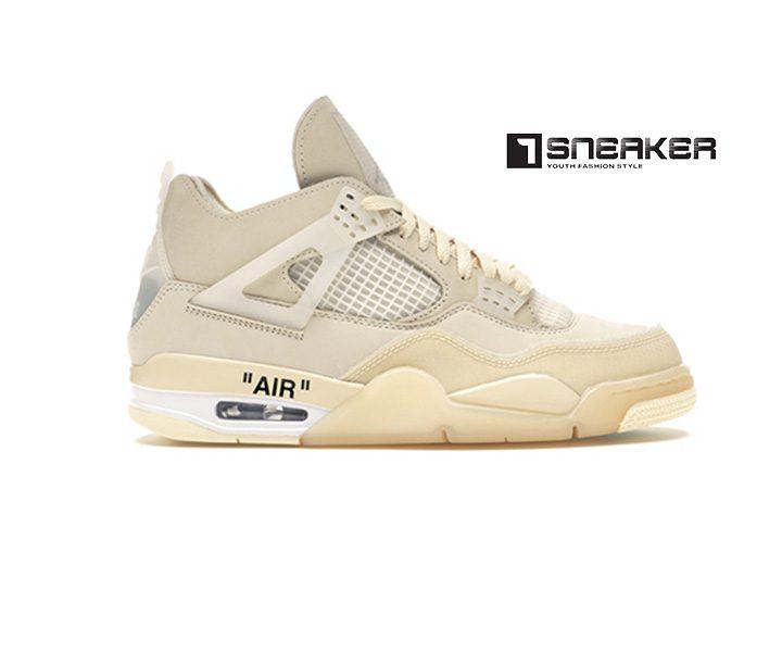 Thiết kế đặc biệt của Air Jordan 4