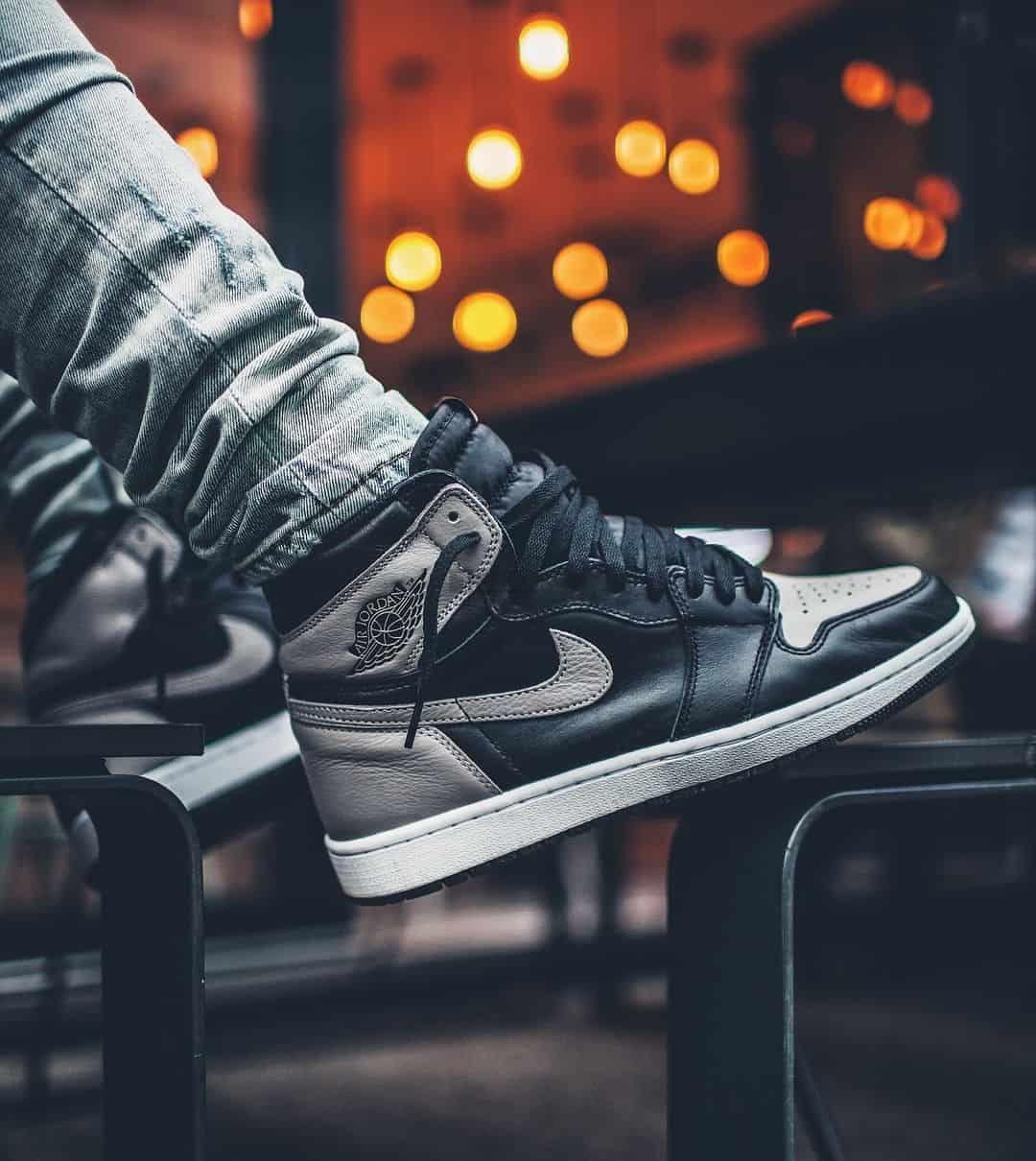 Nike Air Jordan 1 High 'Shadow'