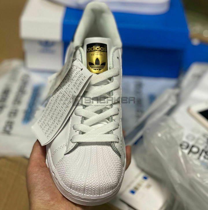 Đôi nét về giày Adidas Superstar