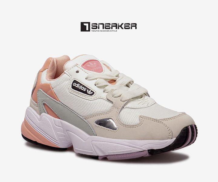 Giày Adidas Falcon phong cách sành điệu cho giới trẻ