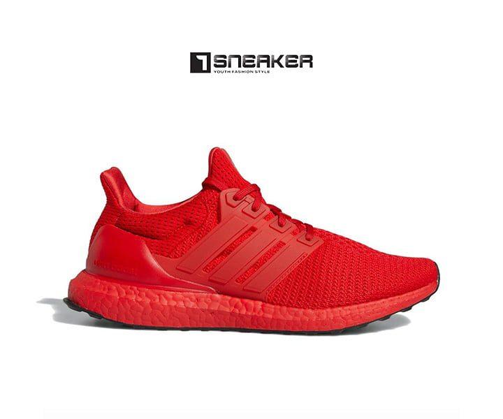 Giày Adidas nam màu đỏ