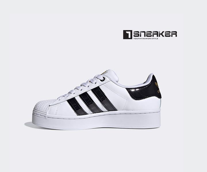 Giày Adidas nữ đế cao