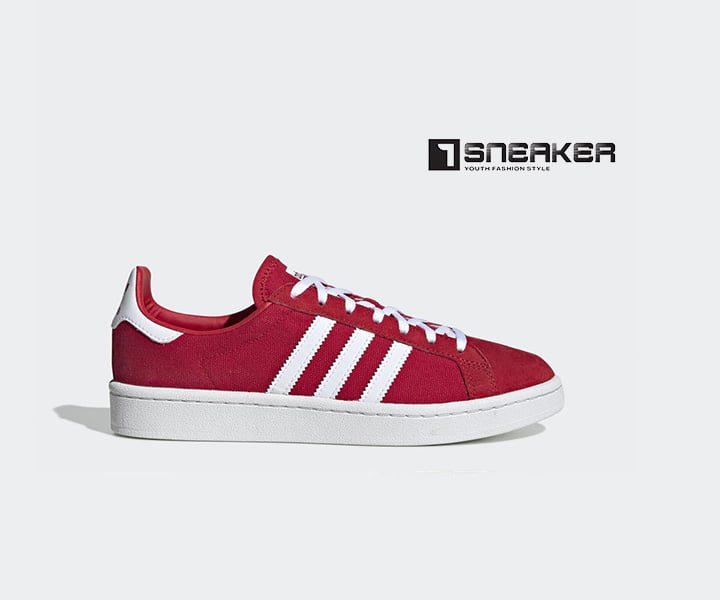Giày Adidas nữ màu đỏ đẹp giá rẻ