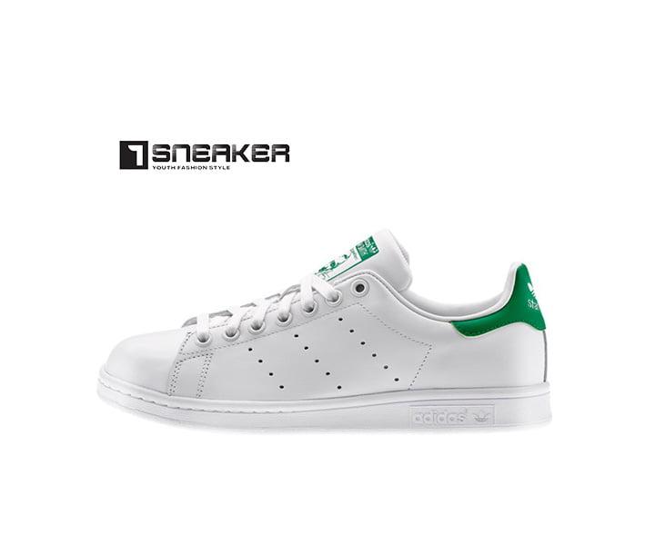 Giày Adidas Stan Smith được giới trẻ yêu thích nhất