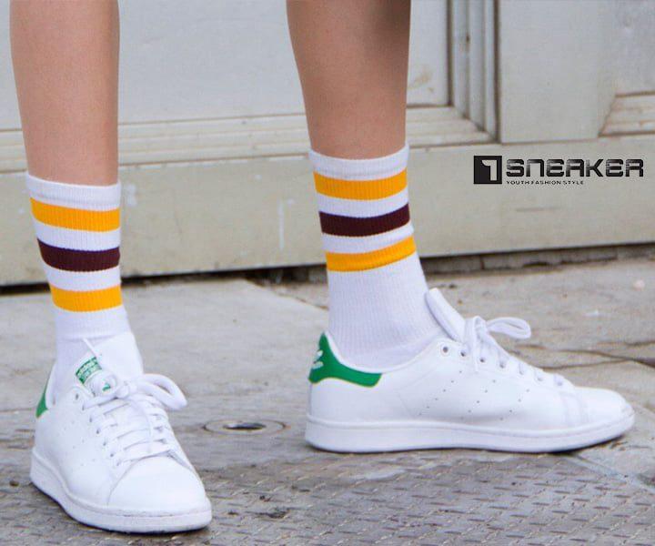 Giày Adidas Stan Smith được nhiều người nổi tiếng yêu thích