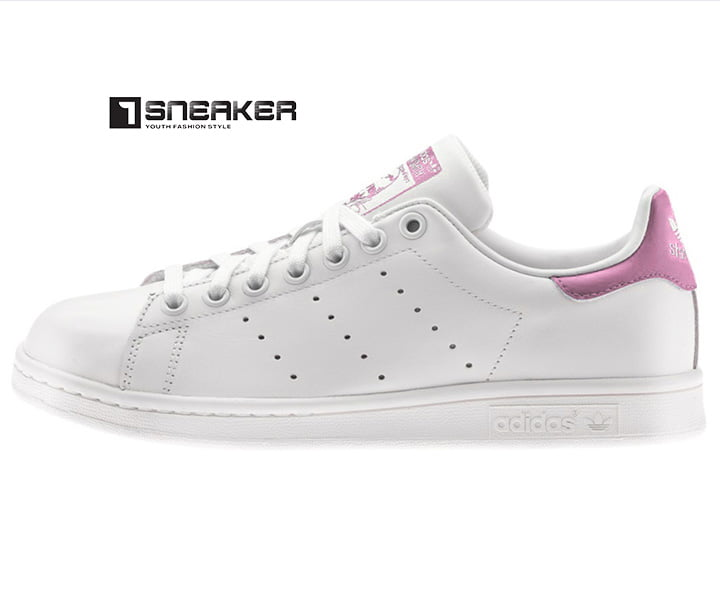 Giày Adidas Stan Smith hồng