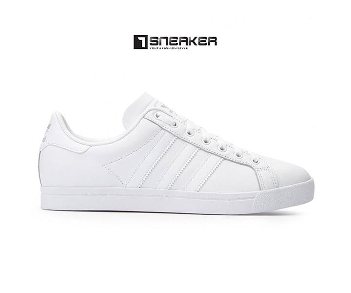 Giày Adidas trắng đẹp