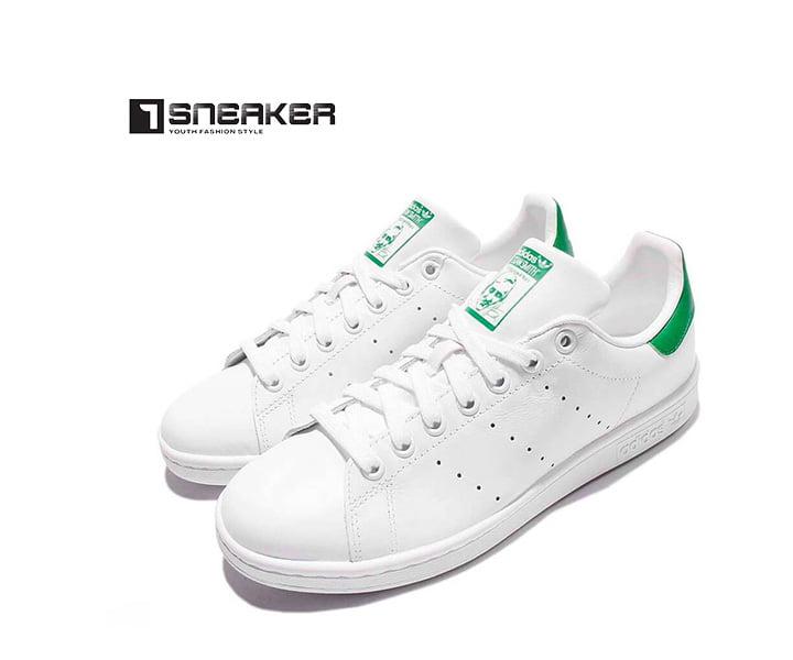 Giày Adidas Stan Smith với thiết kế đơn giản phù hợp với mọi người