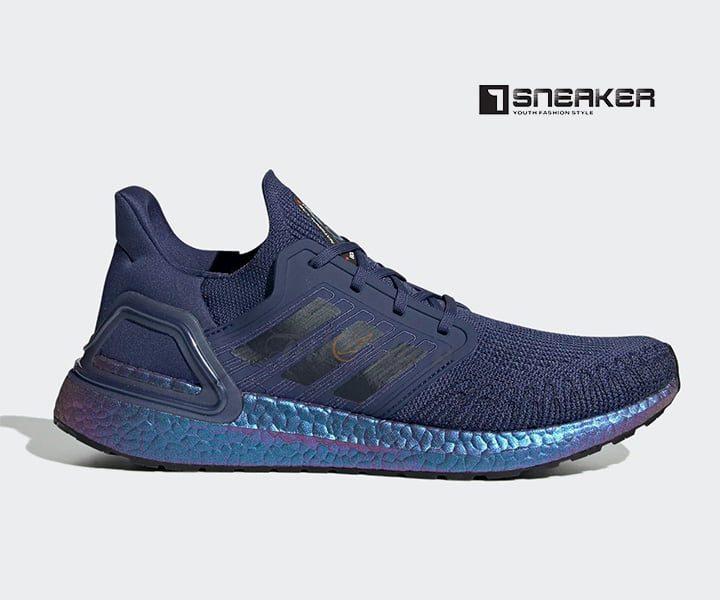 Giày Ultra Boost xanh