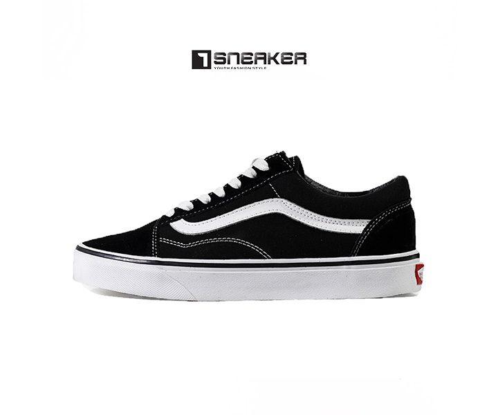 Giày Vans đen
