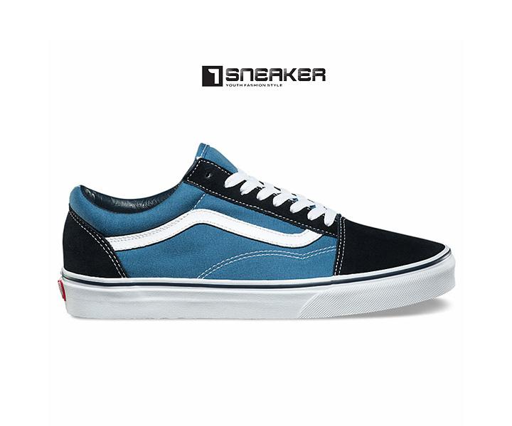 Giày Vans Old Skool xanh dương