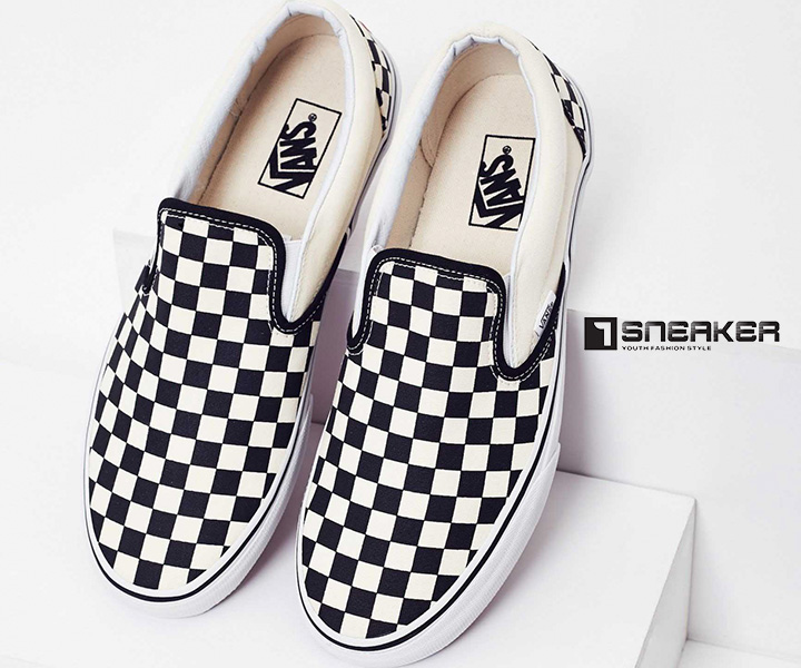 Giày Vans Slip On giá tốt nhất TPHCM
