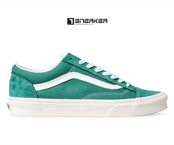 Giày Vans Style 36 Green