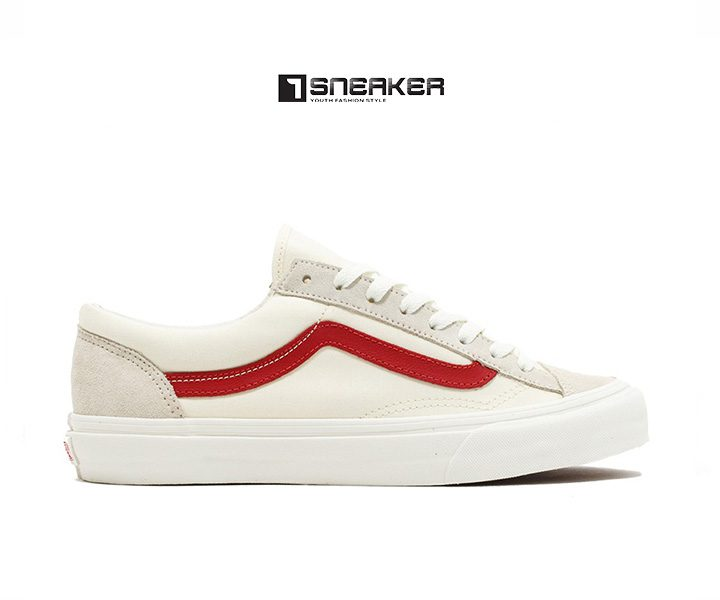 Giày Vans Style 36 Red