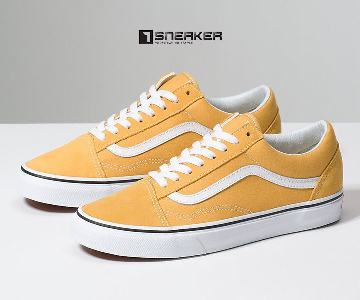 Giày Vans vàng