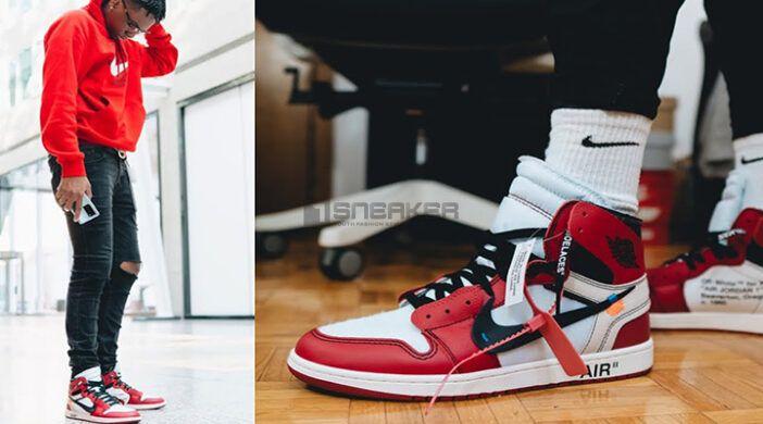 Jordan 1 Retro High Off – White Chicago
