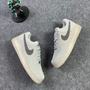 Nike Air Force 1 Low màu xám Rep 1:1