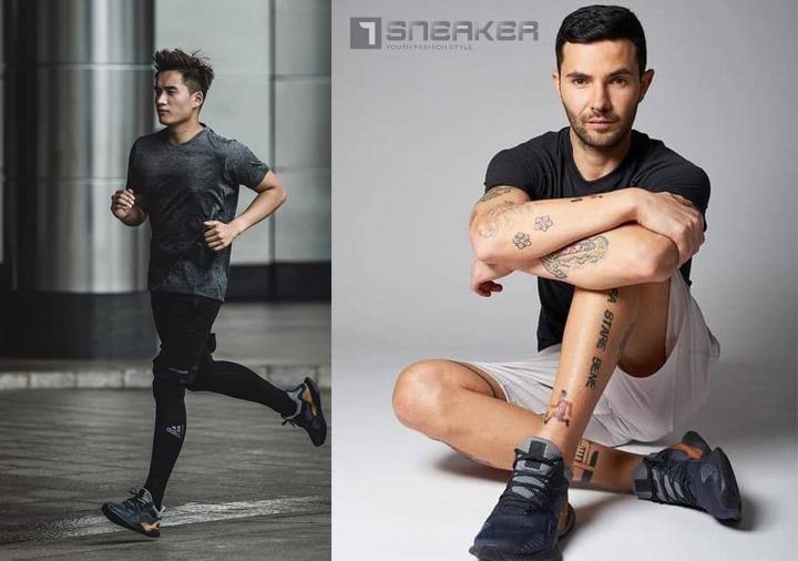 Phong cách thiết kế của Giày Adidas Alphabounce