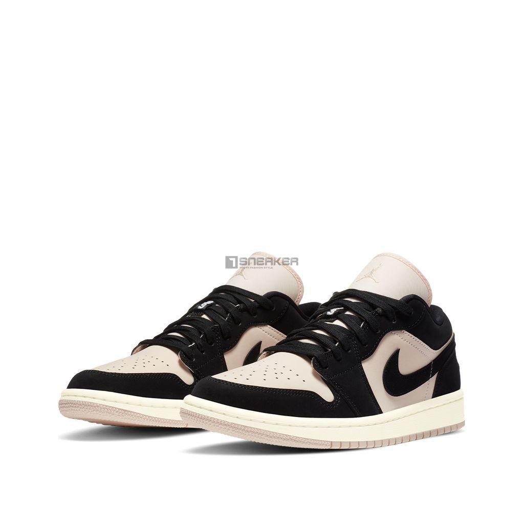 Giày Nike Air Jordan 1 Black Guava Ice