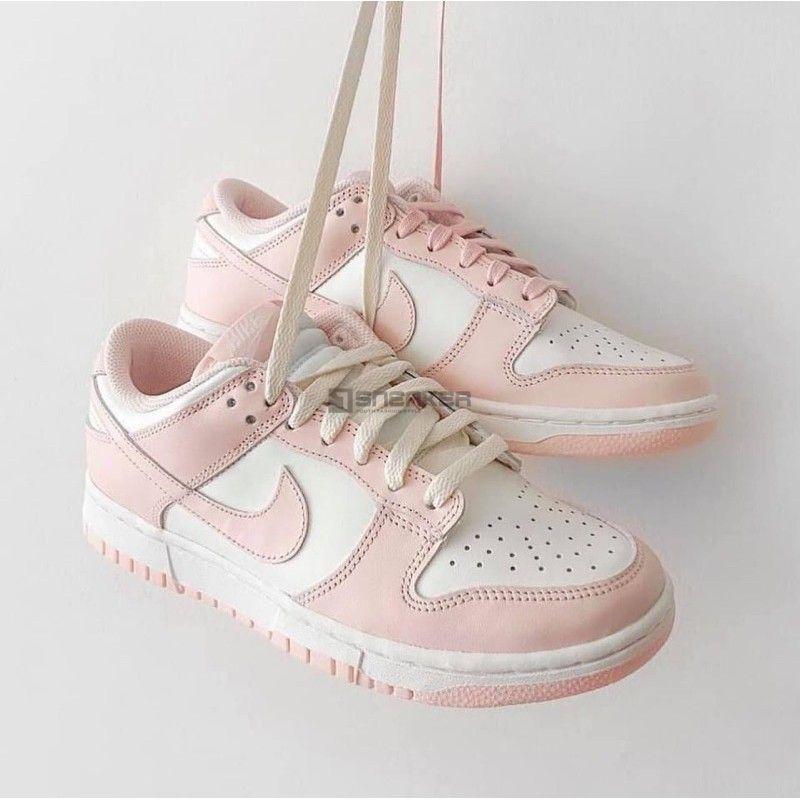 Giày Nike Air Jordan 1 Low Orange Pearl