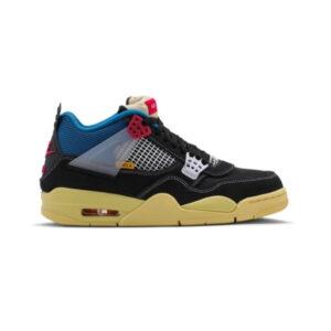 Giày Nike Air Jordan 4 Retro Union Off Noir Black Rep 1 1